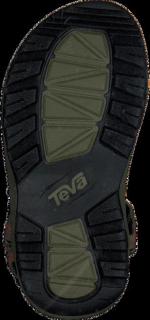 Grijze TEVA Sandalen HURRICANE XLT 2 C/T/Y - large