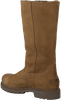 Bruine PANAMA JACK Lange laarzen BAMBINA B91  - small