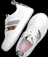 Witte DEVELAB Lage sneakers 41498  - medium