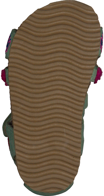 Groene SHOESME Sandalen BI8S092 - large