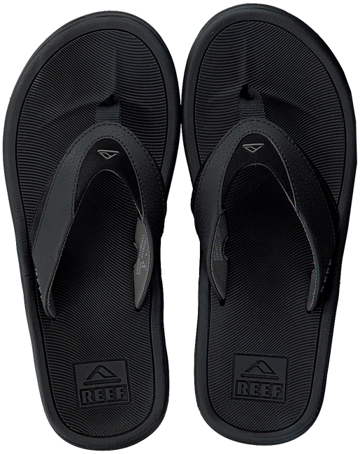 Zwarte REEF Slippers MODERN MEN Dh0mdAD5