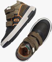Groene DEVELAB Hoge sneaker 41951  - medium