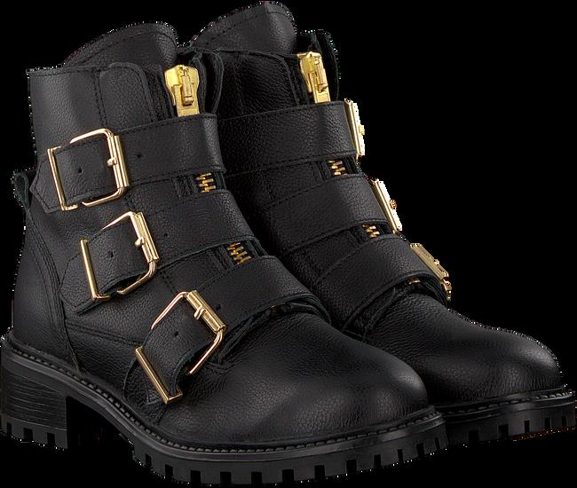 Zwarte PS POELMAN Biker boots 5461 - large