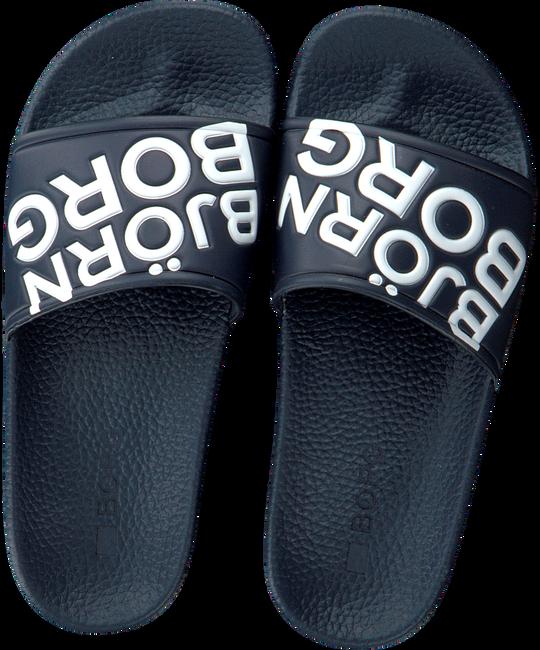 Blauwe BJORN BORG Slippers CRUZ  - large