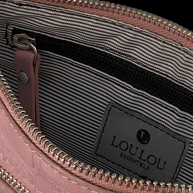 Roze LOULOU ESSENTIELS Clutch 01POUCH  - large