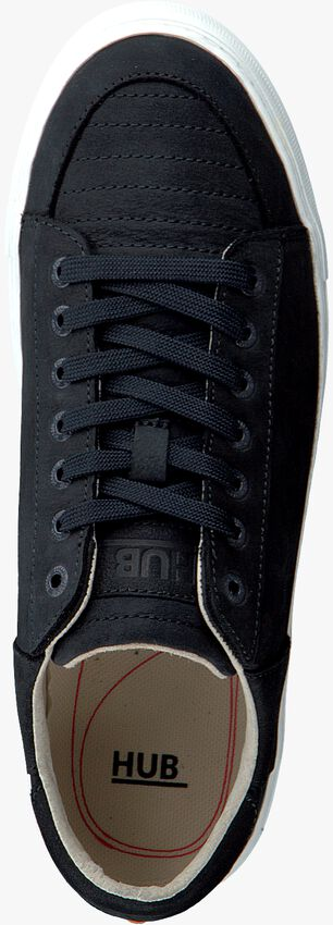 Blauwe HUB Lage sneakers TOURNAMENT N42  - larger