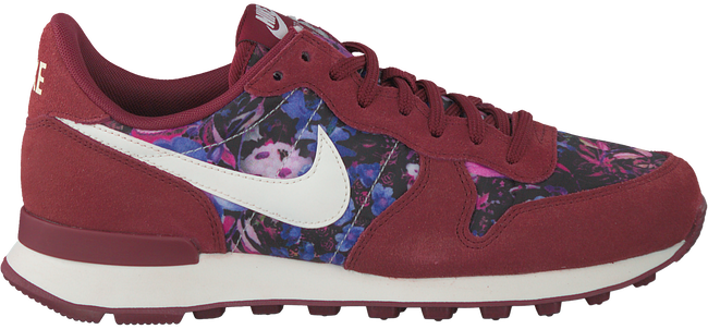 Rode NIKE Sneakers INTERNATIONALIST WMNS  - large