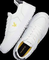 Witte LYLE & SCOTT Lage sneakers MCMAHON  - medium