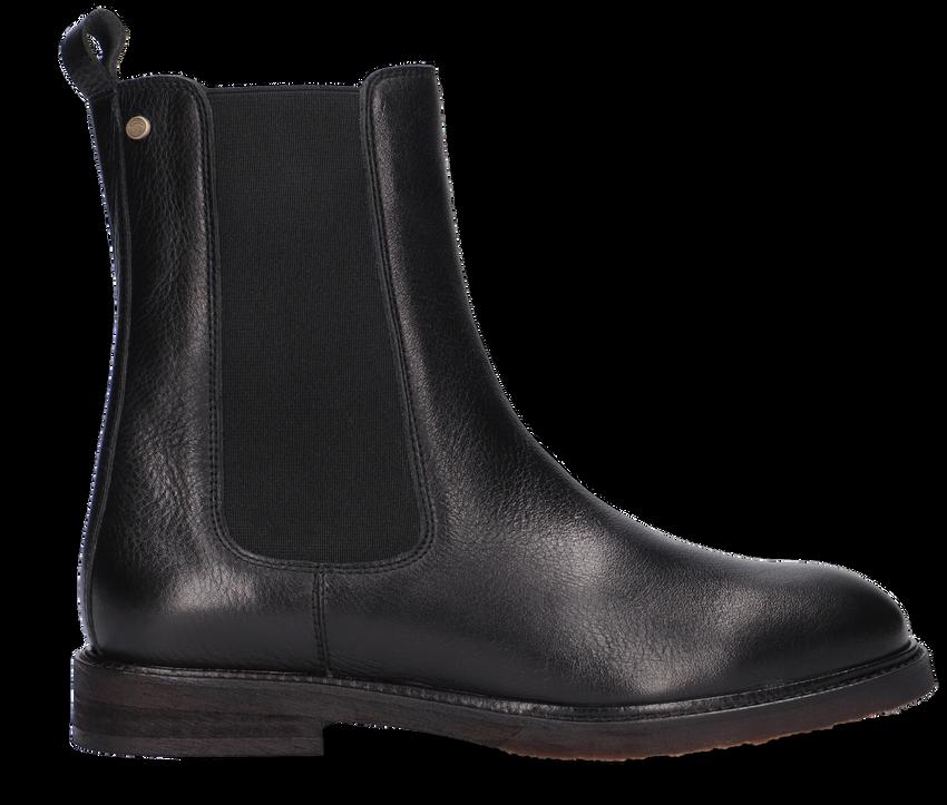 Zwarte FRED DE LA BRETONIERE Chelsea boots 181010123  - larger