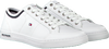 TOMMY HILFIGER LAGE SNEAKER CORE CORPORATE LEATHER SNEAKER - small