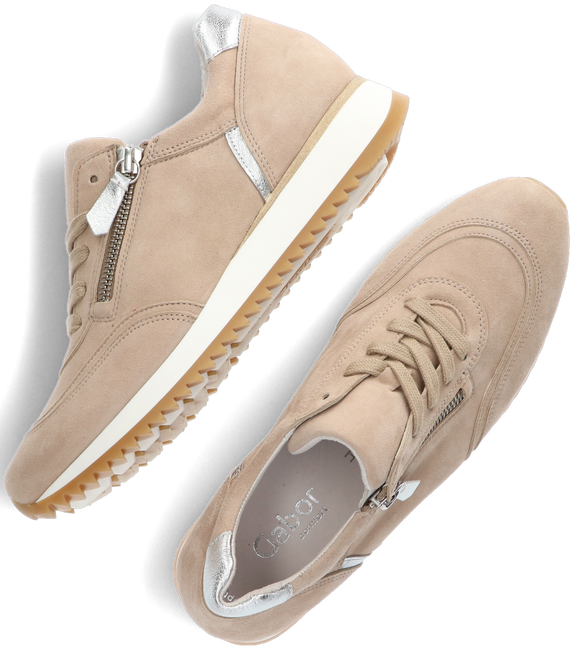 Camel GABOR Lage sneakers 035  - large