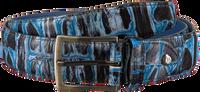 Blauwe FLORIS VAN BOMMEL Riem 75203  - medium
