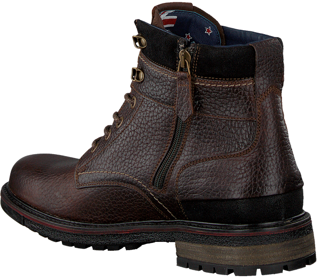 Bruine NZA NEW ZEALAND AUCKLAND Veterboots FOXTON HIGH  - large