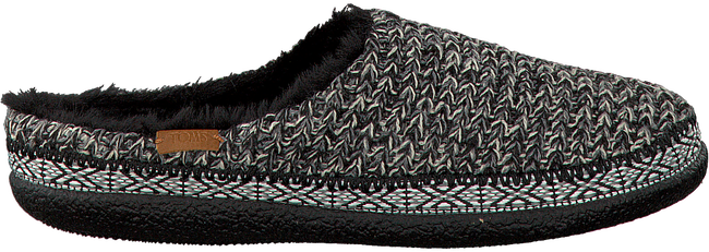 Zwarte TOMS Pantoffels IVY  - large