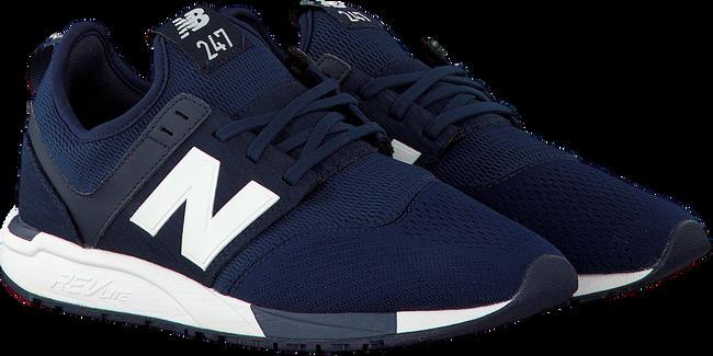 Blauwe NEW BALANCE Sneakers MRL247  - large