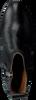 Zwarte SHABBIES Enkellaarsjes 183020156 SHS0714  - small