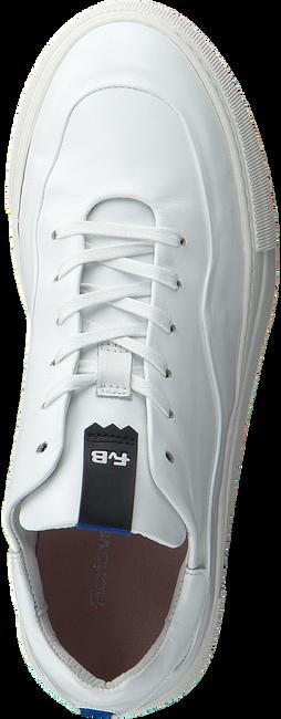 Witte FLORIS VAN BOMMEL Lage sneakers 85298  - large