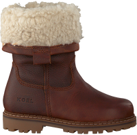Cognac KOEL4KIDS Enkelboots KO0680  - medium