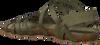 Groene RED-RAG Sandalen 79144  - small