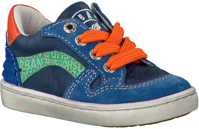 Blauwe SHOESME Sneakers UR8S048 - large