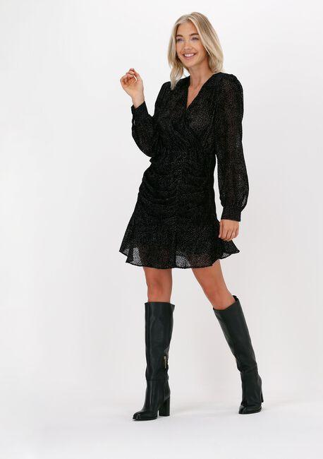 Zwarte SILVIAN HEACH Mini jurk DRESS TORIVA - large