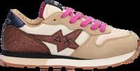 Beige SUN68 Lage sneakers GIRLS STARGIRL GLITTER  - medium