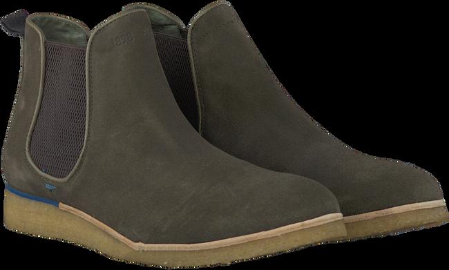 Groene GREVE Chelsea boots MS2861  - large