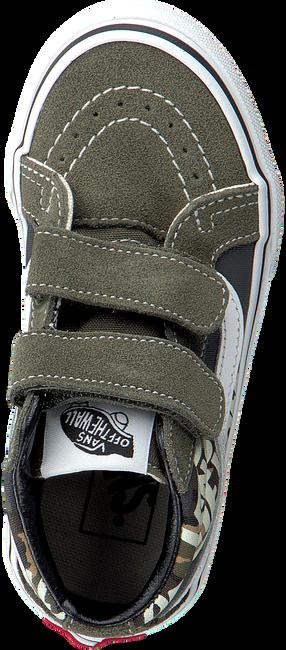 Groene VANS Sneakers UY SK8-MID REISSUE V  - large