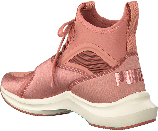 Roze PUMA Sneakers PHENOM DAMES  - large
