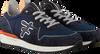 Blauwe FLORIS VAN BOMMEL Sneakers 16246  - small