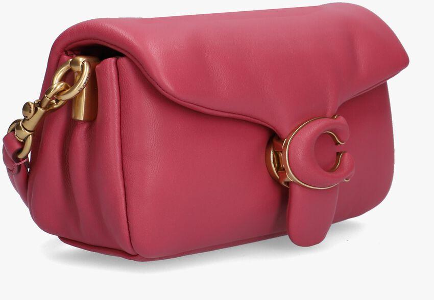 Rode COACH Schoudertas TABBY SCHOULDER BAG 7  - larger