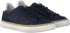 Blauwe NZA NEW ZEALAND AUCKLAND Sneakers TAUPO II LIZARD - small