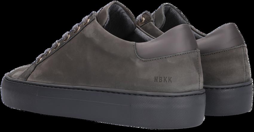 Grijze NUBIKK Lage sneakers JAGGER PURE FRESH  - larger