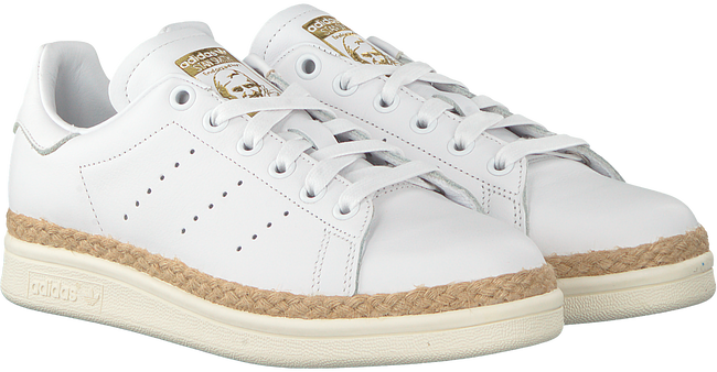 Witte ADIDAS Sneakers STAN SMITH BOLD  - large