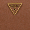 Cognac GUESS Portemonnee DESTINY SLG LARGE ZIP AROUND  - small