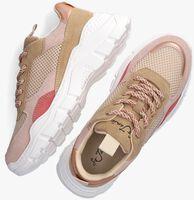 Roze SO JAMIE Lage sneakers CHUNK  - medium