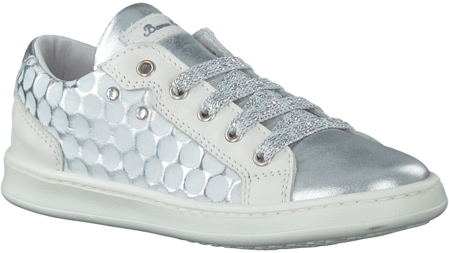 Witte BANA&CO Sneakers 45055  - large