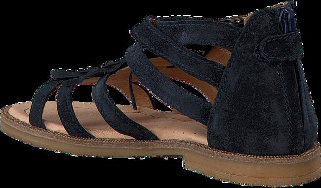 Blauwe CLIC! Sandalen 8909  - large