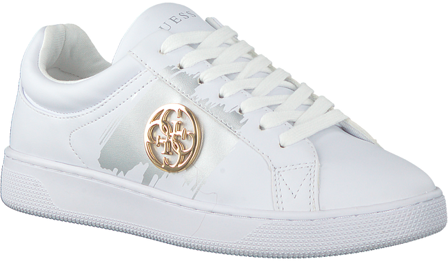 Witte GUESS Lage sneakers REIMA  - large