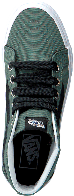 Groene VANS Sneakers SK8 HI REISSUE WMN - large