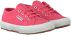 Roze SUPERGA Veterschoenen JCOT CLASSIC  - small