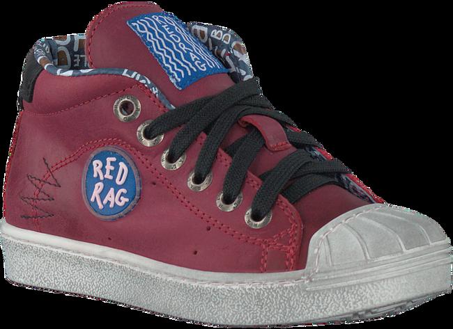 RED RAG SNEAKERS 15235 - large
