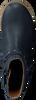 Blauwe OMODA Enkellaarsjes OM120673  - small