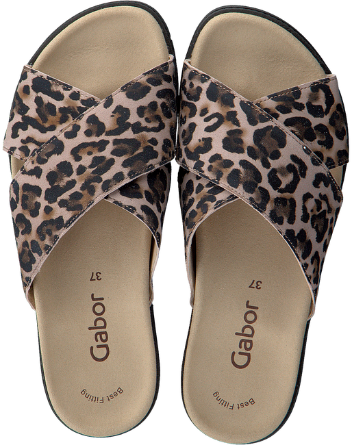 Beige GABOR Slippers 741 - large