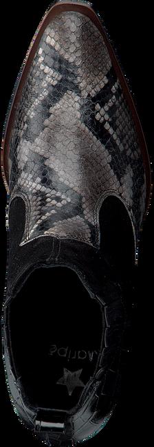 Zwarte MARIPE Enkellaarsjes 29009  - large