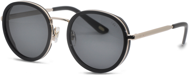 Zwarte IKKI Zonnebril BELLE - large