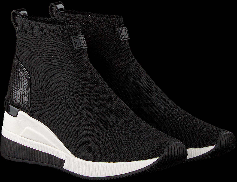 9fd4660422c Zwarte MICHAEL KORS Sneakers SKYLER BOOTIE - large. Next