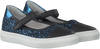 Blauwe HIP Ballerina's H1674  - small
