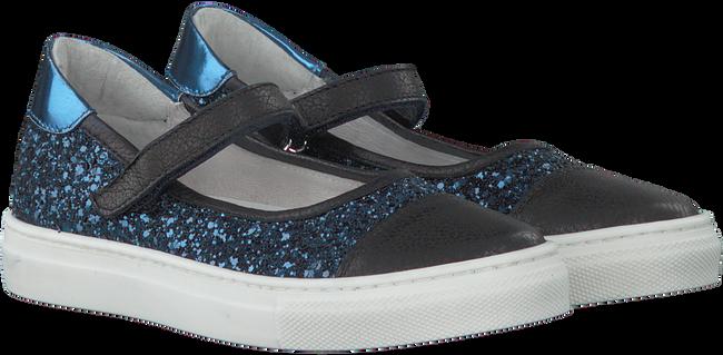 Blauwe HIP Ballerina's H1674  - large