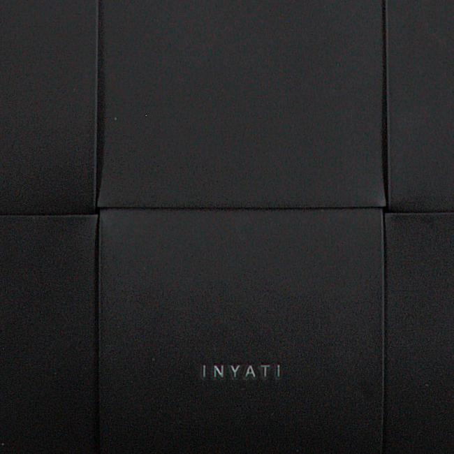 Zwarte INYATI Handtas YLVA  - large